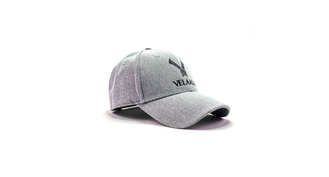 Velaasa Heather Grey Cap