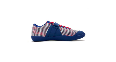 Velaasa Stones: Throwing Shoe in Red/White/Blue