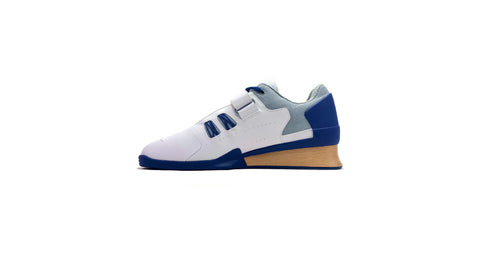 Velaasa Strake: Olympic Weightlifting Shoe in Navy Blue