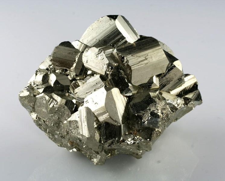 Pyrite...Fool's gold. Haha, no fool.  Golden protection.