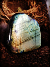 Labradorite  || Multi-colored || Hand Polished || Madagascar #5 || Free Form Flashy Cosmic