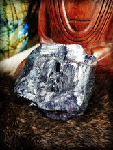 High Shine Raw Galena Specimen || A+++ || Crystal Sister to Pyrite