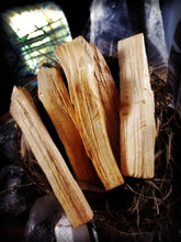 Blessed Palo Santo || Natural Sacred Incense from Peru || Blessing and Purifying || Holy Wood Smudge