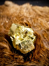 Gorgeous Cubed Pyrite Cluster #1  || Protection || Gridding || Energetic Shielding
