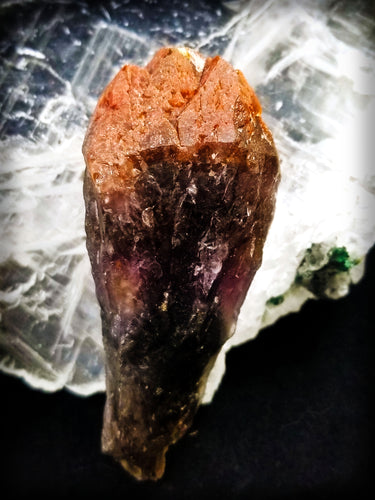 Auralite 23 Red Capped Amethyst || High vibrational grounding
