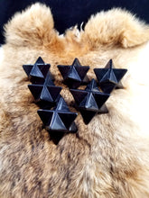 Shungite Merkaba  // EMF protection / Sacred Geometry