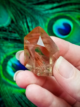 Amphibole Quartz || Inclusion #6E  || Brazil || Higher Realms Meditation