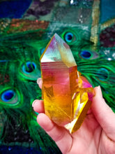 Sunset Aura Quartz || High Vibrational || Amplifier