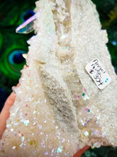Angel Aura Quartz Cluster  || High Vibrational || Amplifier