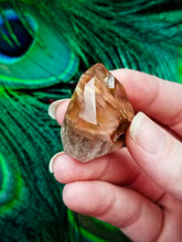 Amphibole Quartz || Inclusion #6  || Brazil || Higher Realms Meditation