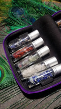 Crystal Essential Oil Rollerball Kit