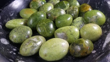 Green Opal Pebbles || Hand Polished || Madagascar