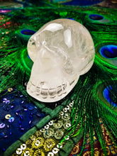 "Crystal Quartz Skull (C)  || Brazil || Synced with ""Max Crystal Skull"" energies"
