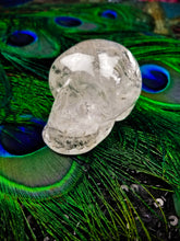 "Crystal Quartz Skull ( D )  || Brazil || Synced with ""Max Crystal Skull"" energies"