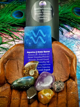 Aquarius Zodiac Crystal Kit || Astrology || The Water Bearer