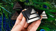 Small Energy Builder/Generator Pyramid ||  Shungite  || EMF Protection || Healing || Ancient Stone