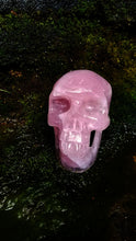 Gorgeous Rose Quartz Skull // Hand Polished