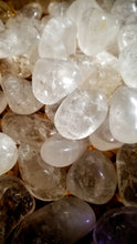 Crystal Quartz Tumble || Crystal Gridding || Energy Magnification