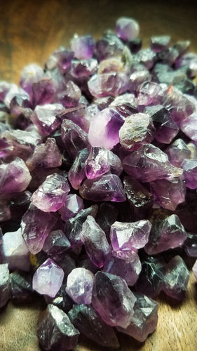 Amethyst Point || Madagascar || Some elestial || Grape Purple