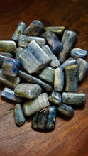 Kyanite Tumble || Facilitates Meditation || Aligns Chakras - Small - medium