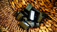Black Tourmaline || Double Tourminated || Nepal || Protection || Grounding