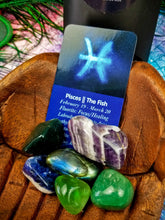 Pisces Zodiac Crystal Kit || Astrology || The Fish