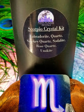 Scorpio Zodiac Crystal Kit || Astrology || The Scorpion