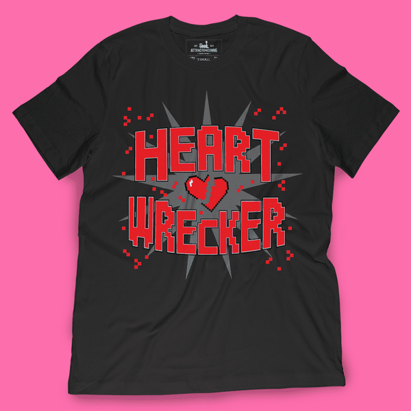 Shirt - Heart Wrecker Shirt