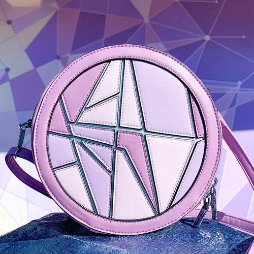 Purple Wall Bag - Park Candy - June PreOrder