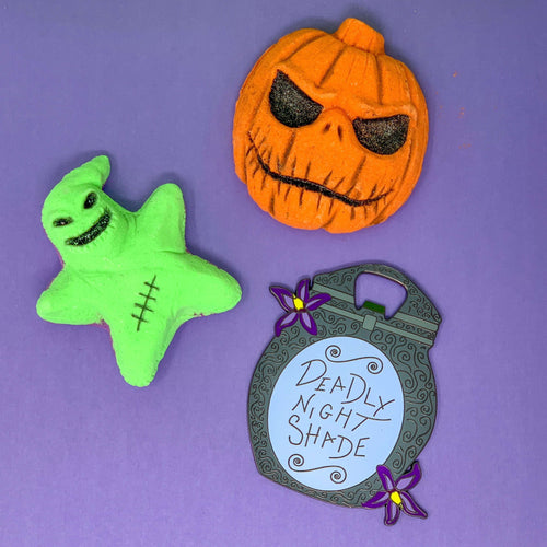 The Nightmare Before Bath Bombs - Attractioneering Trading Co.