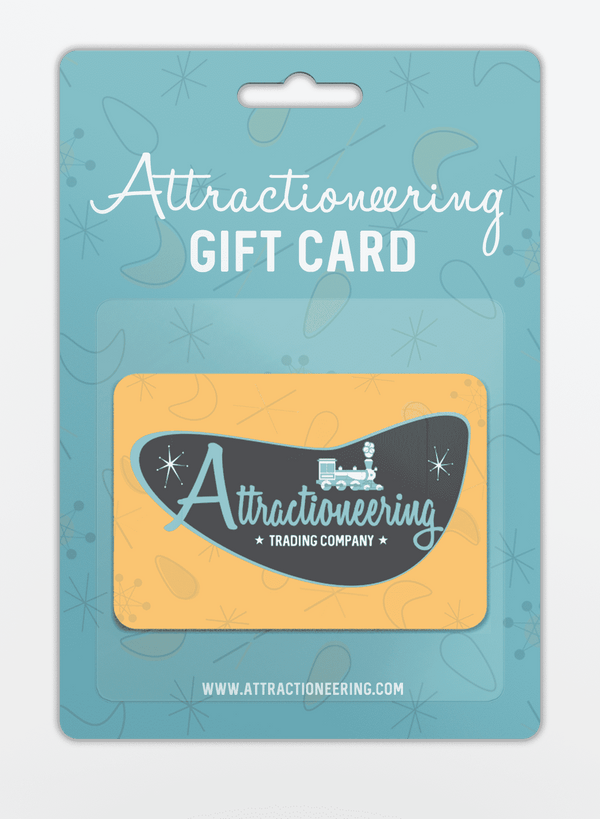 Digital Gift Card - Attractioneering Trading Co.