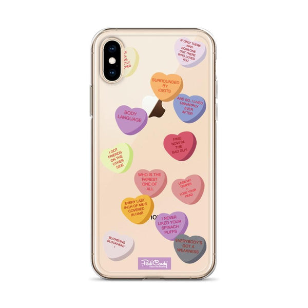 Heart Breakers iPhone Case