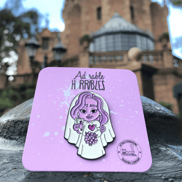 Happily Never After - Adorable Horrible Pin - Attractioneering Trading Co.