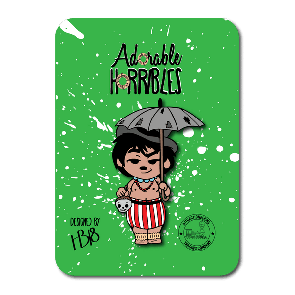 Pin - Little Trader - Adorable Horrible Pin