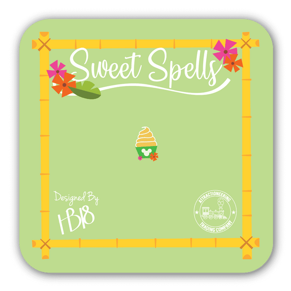 Sweet Spells - Anita the Orange Blossom - Attractioneering Trading Co.