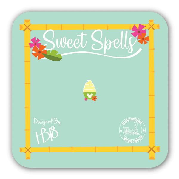 Sweet Spells - Annette the Pineapple Princess - Attractioneering Trading Co.