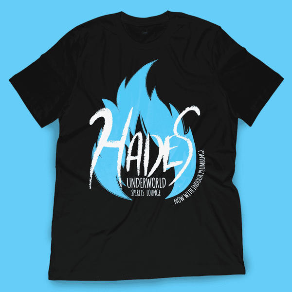 Hades Underworld Shirt - Attractioneering Trading Co.