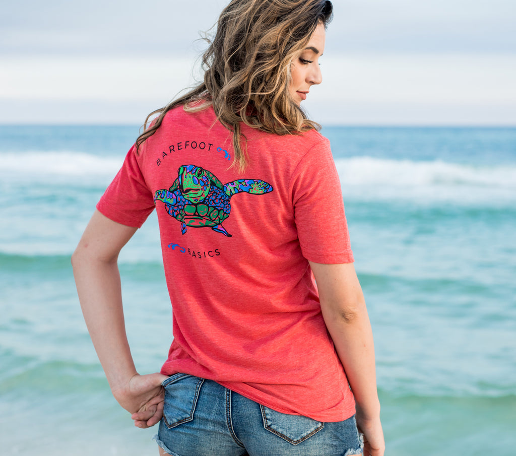 Flying Turtle Short Sleeve