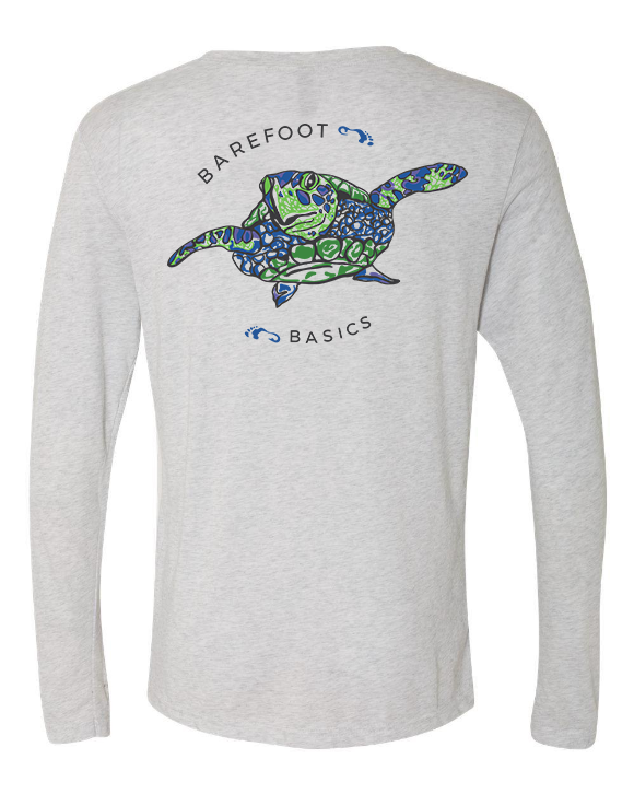 Flying Turtle Long Sleeve