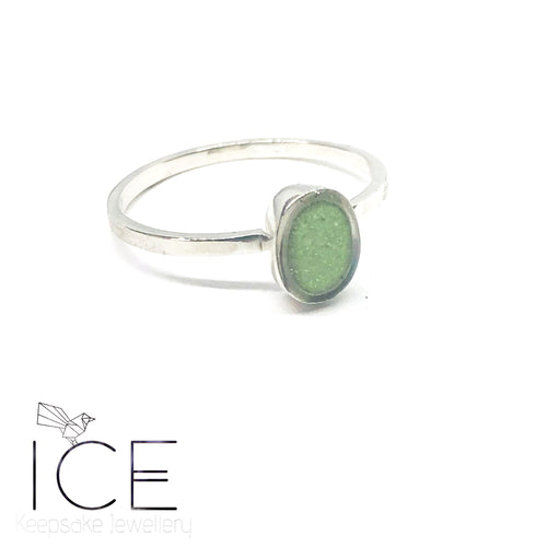 Chantelle Ring - In Sterling Silver