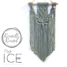 Macrame Keepsake - Collaboration with Round&Round Design