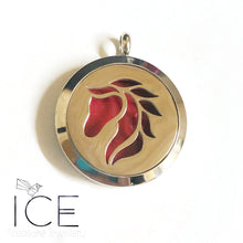 Horse Stainless Steel Locket