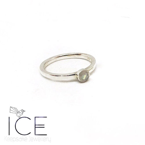 Stacking Ring - In Sterling Silver