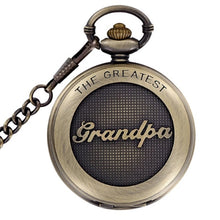 Fathers/ Grandfathers Day Pocket Watch