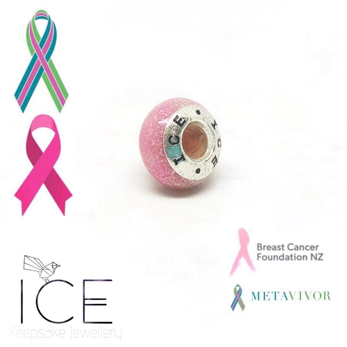 Breast Cancer/Metavivor Foundation Bead