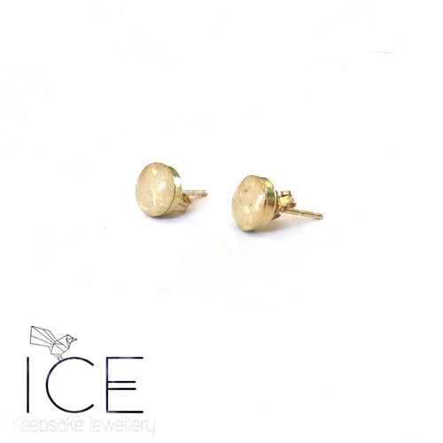 Earrings - in Solid 9ct Gold