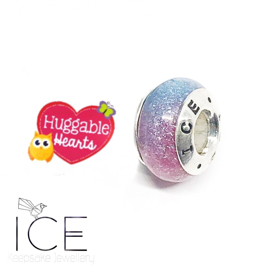 Baby Loss Awareness Bead - Huggable Hearts Donation