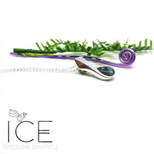 Christine Pendant - In Sterling Silver