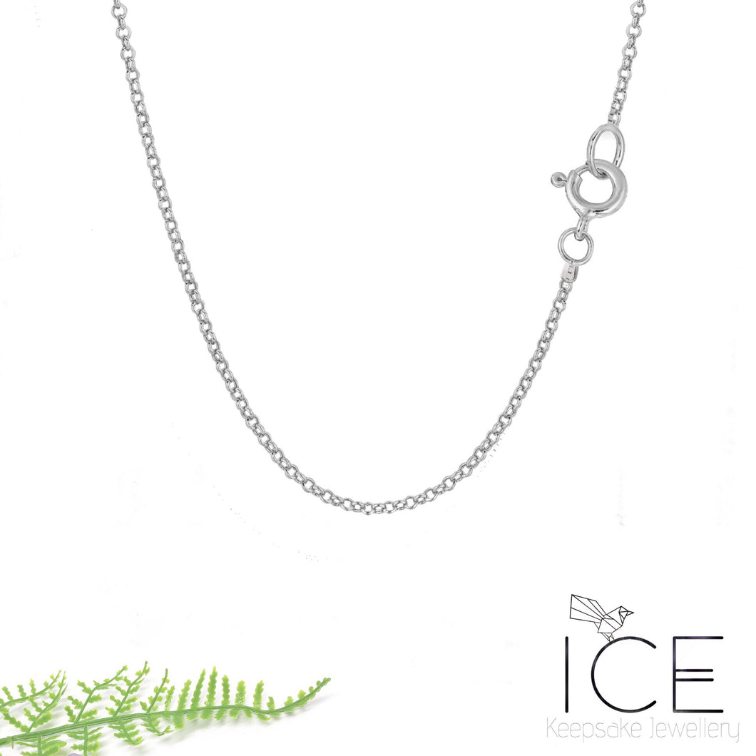 .925 Sterling Silver Necklace Chain