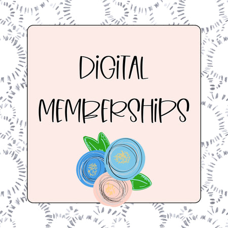 Digital Memberships